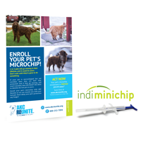 Single Indi Minichip with Prepaid Enrollment